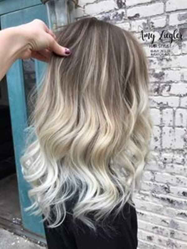 69 Of The Best Blonde Balayage Hair Ideas For You - Style Easily