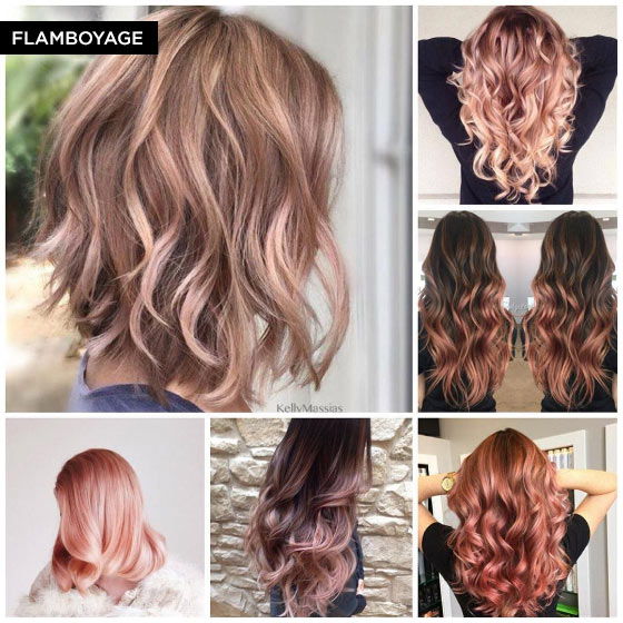 Balayage And Ombre u2013 What's The Difference?