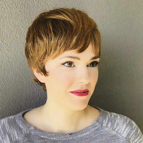 The Short Pixie Cut - 42 Great Haircuts You'll See for 2019