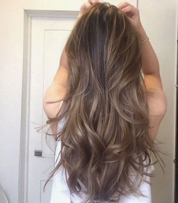 cool 25 Great Ways To Style Light Ash Brown Hair --   Frisuren & Co
