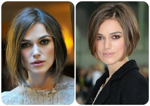 Flattering Wigs/Hairstyles for Your Face shape #ChinLengthBob