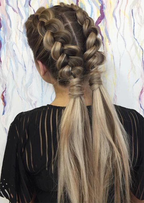 51 Pretty Holiday Hairstyles For Every Christmas Outfit | Hair