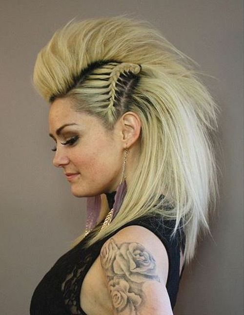 Faux Hawks: 20 Fresh Looks for Fashion Trendsetters | Hairstyles