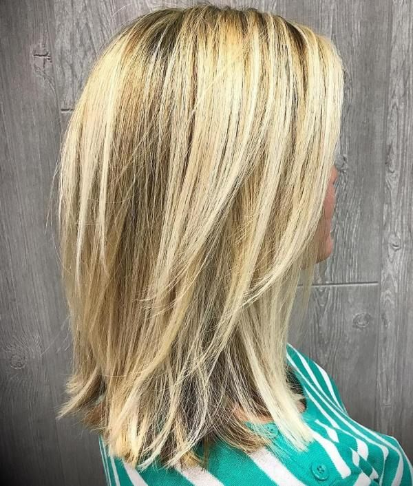 60 Fun and Flattering Medium Hairstyles for Women   Frisur