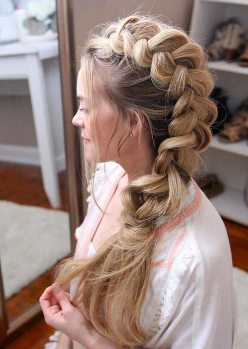 100 Trendy Long Hairstyles for Women to Try in 2017   Fashionisers©