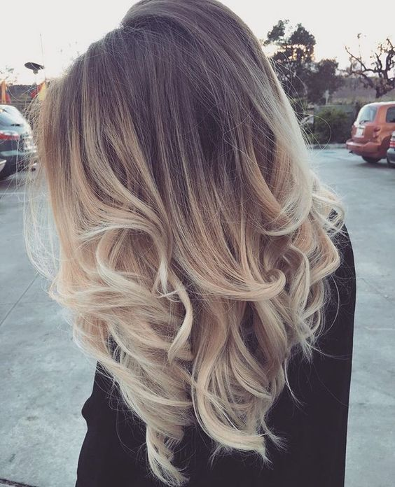 51 Blonde and Brown Hair Color Ideas For Summer 2018 | Hairstyles