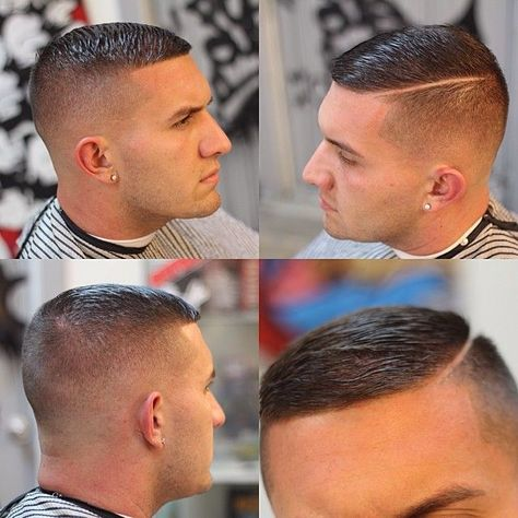 High and Tight Mens Hairstyle | HAIR STYLE HIGH & TIGHT | Hair cuts