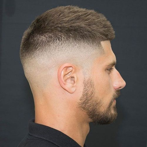 High And Tight Haircut Herren