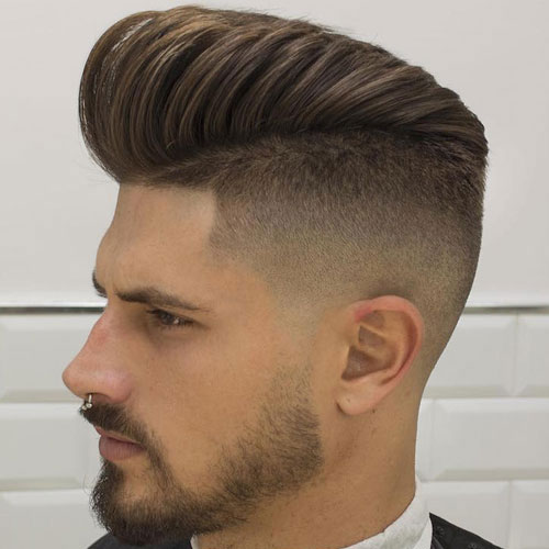 35 Best Men's Fade Haircuts: The Different Types of Fades (2019 Guide)