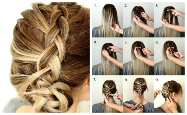 Ask HairStyles: How to Do a Dutch Braid?