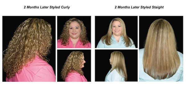 Keratin Complex Smoothing Therapy | Options Salon & Spa