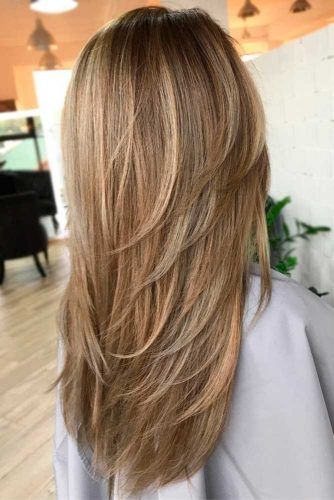 How to Choose the Right Layered Haircuts | hair | Long hair styles