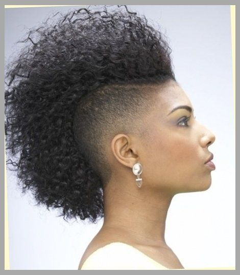 Pin by Cotrina Bibbens on hair | Hair styles, Mohawk hairstyles