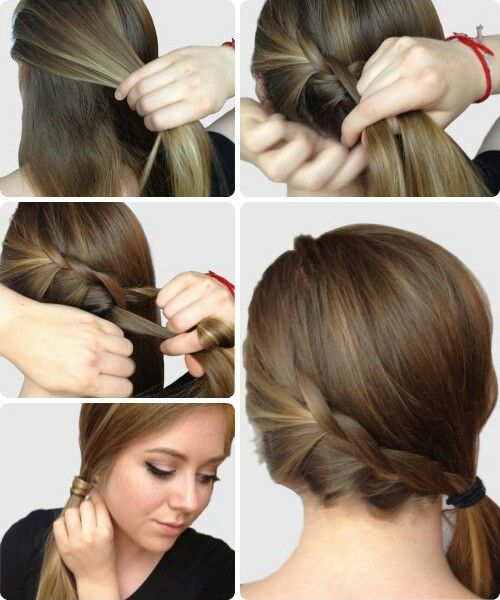 A little more than this simple   Daily hairstyles   Pinterest