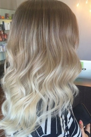 Beautiful How To Ombre Already Blonde Hair dt3 May 2019