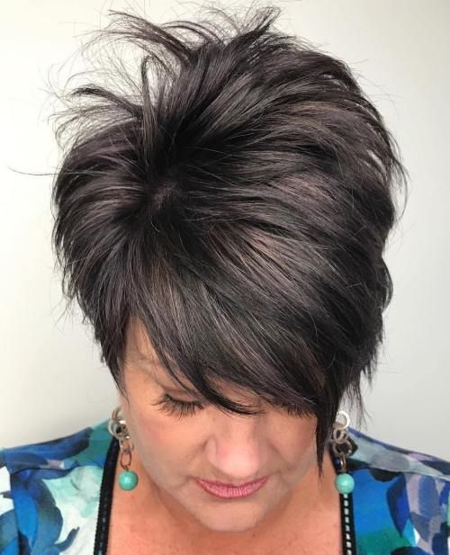 20 Charming Pixie Haircuts for Women over 50 in 2018 | Hairstyles