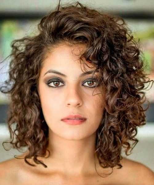 12 Natural Short Curly Hairstyle | Natural Curly Hair | Pinterest