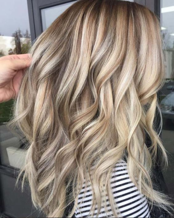 43 Balayage High Lights to Copy Today | hair & beauty | Pinterest