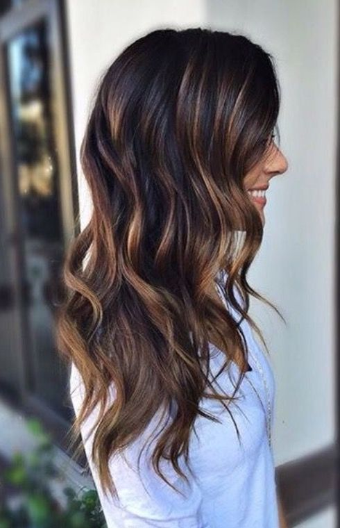 Pin by Cassy Pulley on Hair color