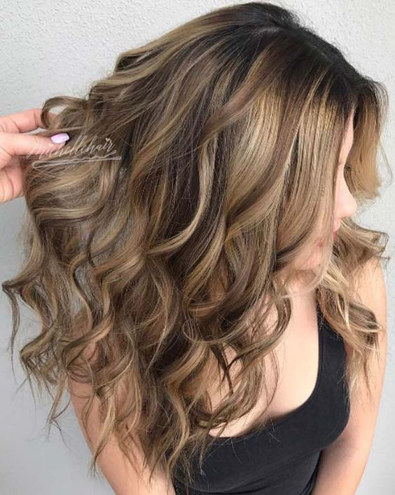 43 Balayage High Lights to Copy Today | Hurr Ideas | Hair, Hair
