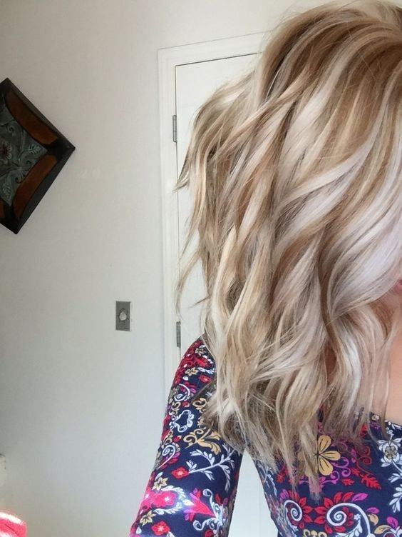 20 Beautiful Blonde Balayage Hair Color Ideas - Trendy Hair Color
