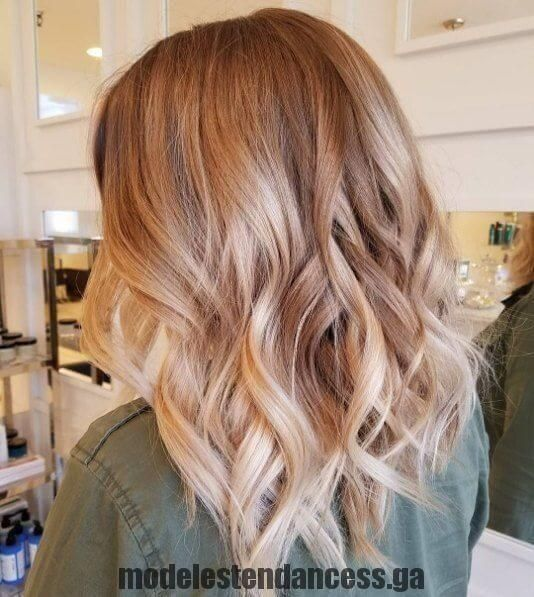 Trendy Blonde Haarfarben