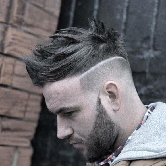 Top 10 Undercut Hairstyles For Men - FaceHairStylist.Com