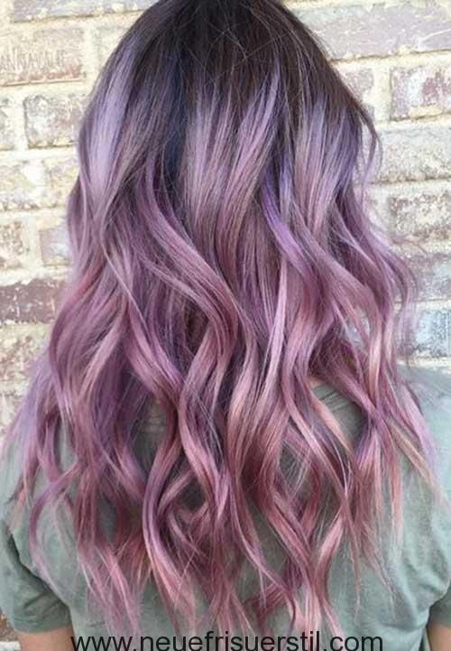 20.Haarfarbe Idee | Hair, Nails and Make-up | Hair, Violet hair