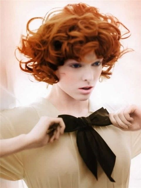 Solve Sundsbo fashion-photography | Redheads are the Bestheads