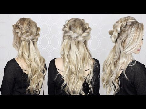 10 Back-to-School Hairstyles in Under 10 Minutes