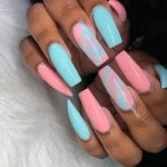 10 Cotton Candy Nails Ideas To Copy