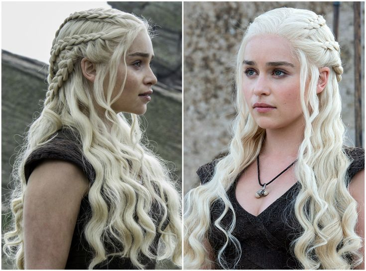10 Game of Thrones Hairstyles for Women – Ideas, Pictures and Video Tutorials   …