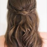 10 Gorgeous Half-Up, Half-Down Wedding Hairstyles