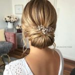 100 Prettiest Wedding Hairstyles For Ceremony & Reception - Fabmood | Wedding Colors, Wedding Themes, Wedding color palettes