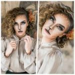 1001  creative ideas for a simple Halloween Make Up