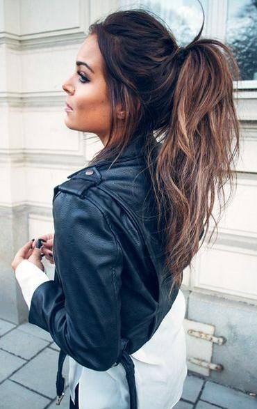 11 Cute High Ponytail Hairstyles for Beautiful Women | Hairstyles 2018