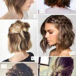 11 Romantic Valentine - s Day hairstyles for short hair for her ... - Everything you are looking