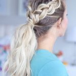 15 Braided Hairstyles for Girls That Are Both Dainty and Neat | momooze