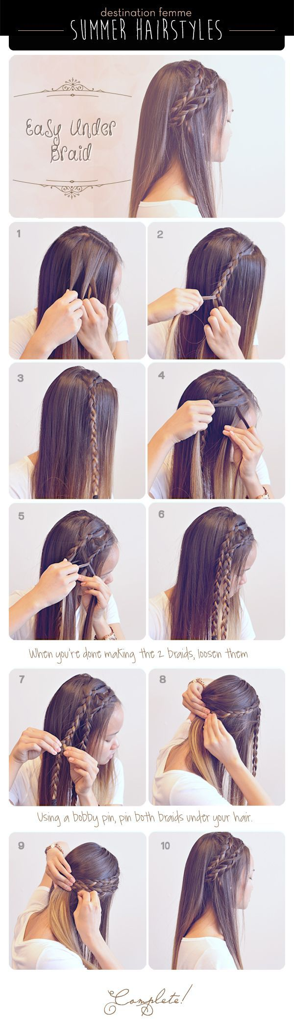 15 Easy Hairstyle Tutorials for All Occasions – Styles Weekly