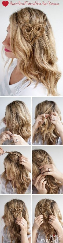 15 Incredible Hairstyle Tutorials for Curly Hair – Pretty Designs