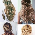 15 Chic Half Up Half Down Wedding Hairstyles for Long Hair - New Site