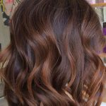 35 Gorgeous Highlights For Brightening Up Dark Brown Hair - Part 7