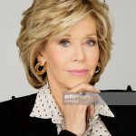 Actress Jane Fonda is photographed for Los Angeles Times on November...