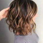 18 Caramel Ombre Short Hair | Short Hair Color