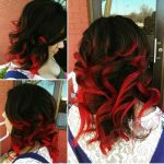 Hair Color Trends for 2020: Red Ombre Hairstyles - Pretty Designs