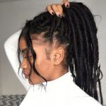 80 Long and Short Faux Locs Styles and How to Install Them - Part 91