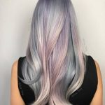 Holographic hair - the hottest new hair color trend