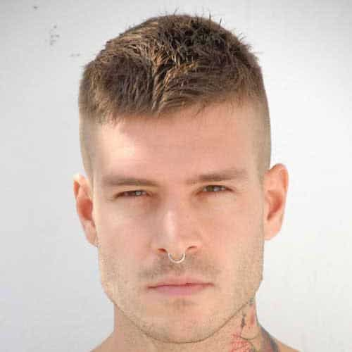 27 Best Military Haircuts For Men (2019 Guide)