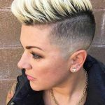 24 High Fade Haircut Ideas For Women To Ruin All The Stereotypes
