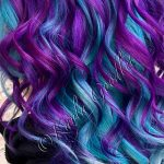 50+ Fabulous Purple and Blue Hair Styles